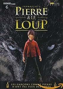 Prokofjew, Sergej - Peter und der Wolf [Reino Unido] [DVD]