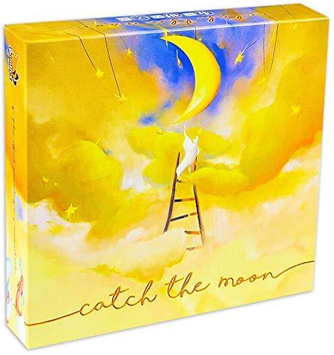 Surfin' Meeple Catch The Moon Game [並行輸入品] B07SDBGYXB