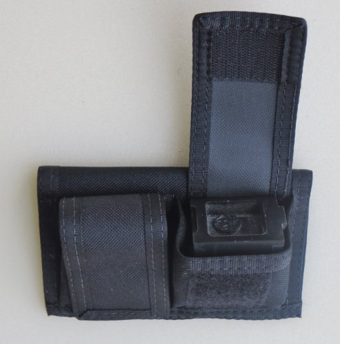 Double Pouch for Ruger 10/22 Rotary Magazines (Ruger 10 22 Best Ammo)