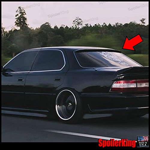 (Spoiler King Roof Spoiler (284R) compatible with Lexus LS400 1995-00 (XF20) )