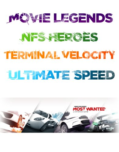 Need Speed Most Wanted Pc - 5