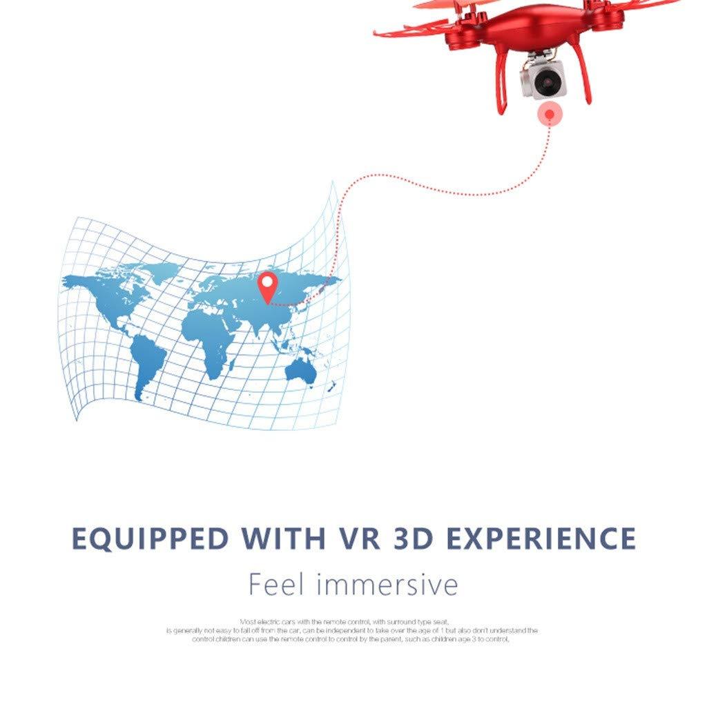 Z008 WiFi 5MP 4CH 1080P FPV Air Pressure Constant RC Drone Quadcopter