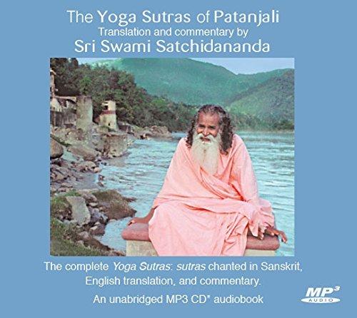 The Yoga Sutras of Patanjali MP3 Unabridged Audiobook by Sri Swami Satchidananda