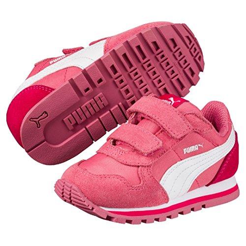 Puma Inf V Rapture Kids St Puma Rose Nl Runner 20 Whi IqRFwq