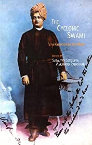 Hardcover The Cyclonic Swami : Vivekananda in the West Book