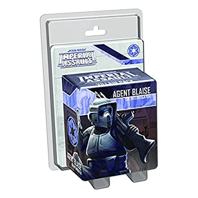 Star Wars: Imperial Assault - Agent Blaise Villan: Toys & Games