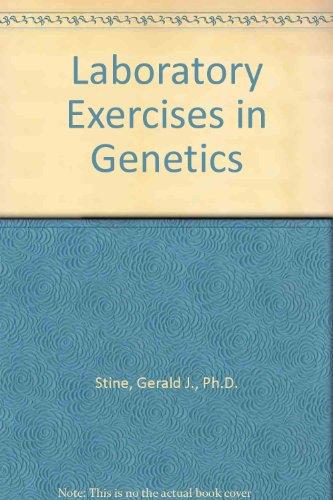 Laboratory Exercises in Genetics