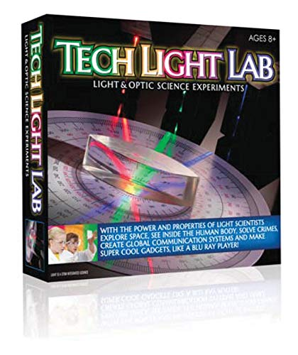 Laser Classroom Tech Light Lab Optic Science Experiment Kit