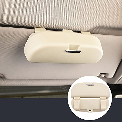 Kust yjh52662 Car Sunglasses Box,Vehicle Storage Case,Chevrolet Equinox Accessories ABS Meterial Resistant Earthquake Car Sunglasses Storage Box,1 Piece Fit For 2018 Chevrolet Equinox - Sunglasses Chevrolet