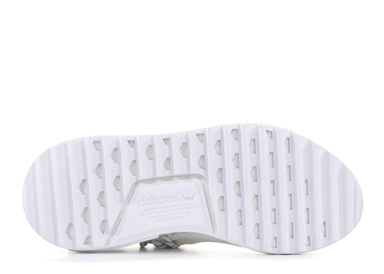 b87a0202b adidas Mens Pharrell Human Race hu Holi NMD Blank Canvas  Amazon.co.uk   Shoes   Bags