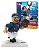 MLB Washington Nationals Jayson Werth Generation 5 Minifigure, Small, Black