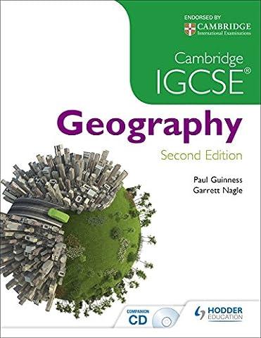 Cambridge IGCSE Geography 2nd Edition (Garrett Stage 2)
