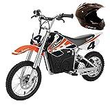 Razor MX650 Electric Dirt Rocket Bike Youth Full Face Riding Sport...
