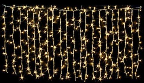 Curtains Ideas curtain lighting : 6M x 3M 600 LED Outdoor Party String Fairy Wedding Curtain Light ...