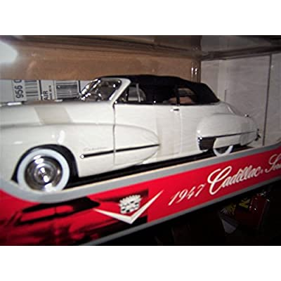 Anson 1/18 Scale Cadillac Series 62 1947: Toys & Games