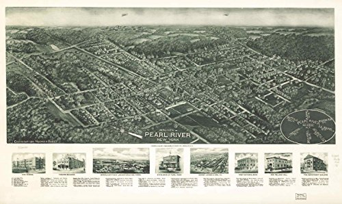 - New York State, Counties & Cities 1770s -1900s: Over 350 Bird's-Eye View, Panoramic, Railroad And Government Maps: Includes New York City, Syracuse, Buffalo, Lancaster, Canton, Poland And Many More