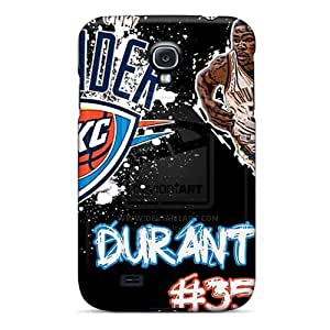 Anti-Scratch Hard Phone Cover For Samsung Galaxy S4 With Provide Private Custom Beautiful Kevin Durant By Cfmurray41 Pictures Hardcase88