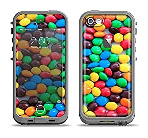 The Colorful Candy Apple iPhone 5c LifeProof Fre Case Skin Set (Skin Only)