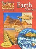 Earth Science, Holt, Rinehart and Winston Staff, 0030731674