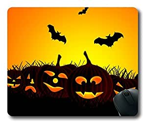Sallylotus Happy Halloween 6 for Rectangle Mouse Pad by runtopwell