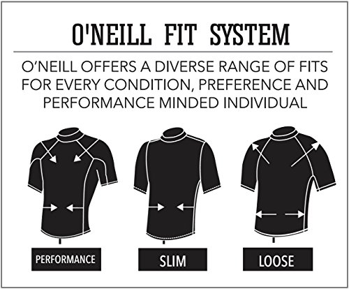 O'Neill Wetsuits Basic Skins Short Sleeve Crew