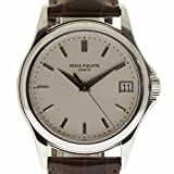 Patek Philippe Calatrava swiss-automatic mens Watch 5127G-001 (Certified Pre-owned)