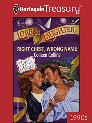 book cover of Right Chest, Wrong Name