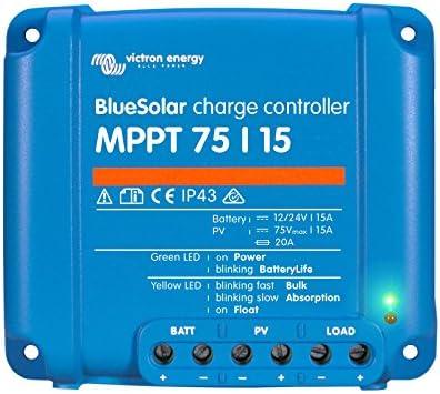 Victron Energy BlueSolar Laderegler MPPT 75/10, 75/15 und 100/15
