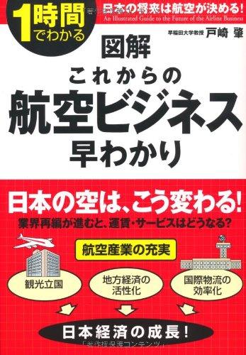 Download Zukai korekara no kōkū bijinesu hayawakari = AN ILLUSTRATED GUIDE TO THE FUTURE OF THE AIRLINE BUSINESS : 1jikan de wakaru ebook