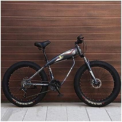 26 pulgadas de bicicleta de montaña, bicicleta de grasa ...