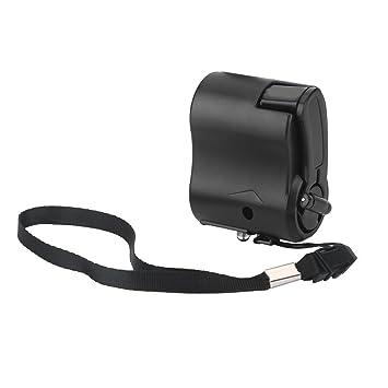 Zerone - Cargador USB Universal Portátil de Emergencia con Dinamo ...