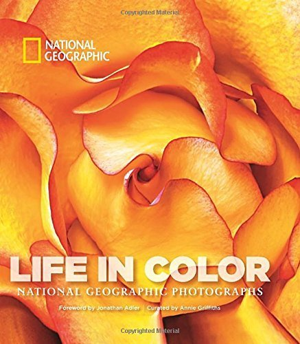 Tree Of Life Colors - Life in Color: National Geographic Photographs (National Geographic Collectors Series) by Susan Hitchcock (2014-09-02)