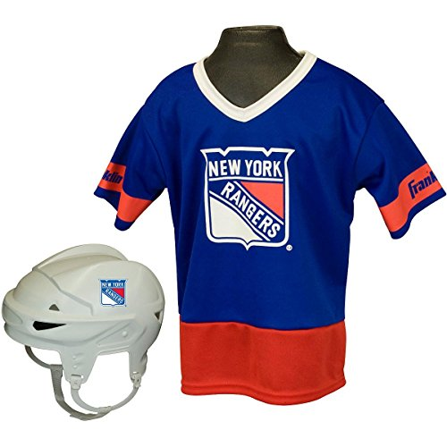 Franklin Sports NHL New York Rangers Youth Team