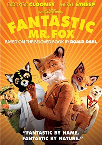 DVD : Fantastic Mr. Fox (, Dubbed, Dolby, AC-3, Widescreen)