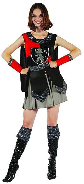 Disfraz caballero medieval mujer - M: Amazon.es: Juguetes y ...