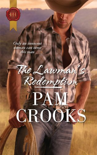 book cover of The Lawman\'s Redemption