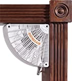 Suncourt Door Frame Fan for Maximizing Indoor Air