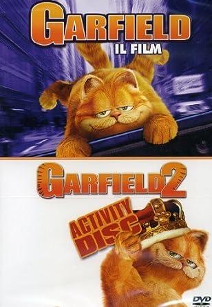 Amazon Com Garfield Il Film Garfield 2 Activity Disc 2 Dvd By Alan Cumming Movies Tv