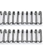 "We R Memory Keepers The Cinch Book Binding Wires, 0.625"", Black"
