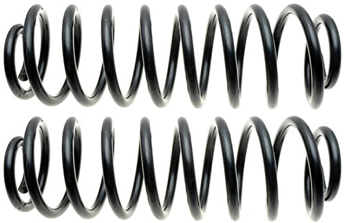 ACDelco 45H2133 Professional Rear Coil Spring Set (Trailblazer Coil Spring compare prices)