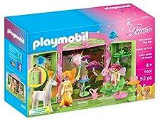 PLAYMOBIL Fairy Garden Play Box