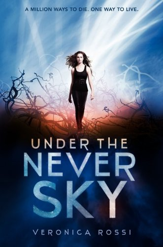 """Under the Never Sky"" av Veronica Rossi"