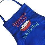 Best Blue Q Nana Gifts - Grandma's Kitchen: Kids Eat Free! - Apron Review