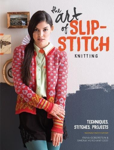 Art Slip Stitch Knitting Techniques Stitches