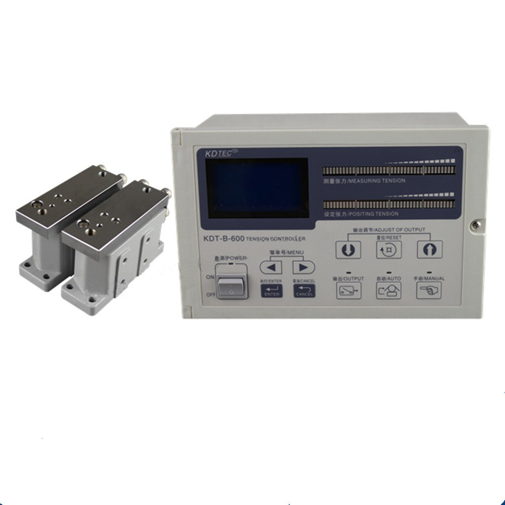 KDT-B-600 max pressure 600n.m Automatic Tension Controller with Load Cell sensor for Printing Slitting Machine Part B073DW3MNJ