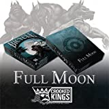 Bicycle Werewolf Full Moon Playing Cards (Special Edition) - Trick by Crooked Kings Cards