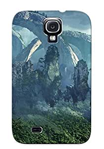 Fashion Protective Landscapes Nature Avatar Rocks Fantasy Art Rainbows Case Cover HTC One M8 by icecream design