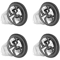 Bissell 1479 Bolt Replacement Filters (4-Pack)