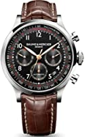 Baume and Mercier Capeland Chronograph Men's Automatic Watch MOA10067 by Baume and Mercier
