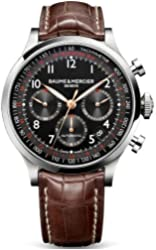 Baume and Mercier Capeland Chronograph Men's Automatic Watch MOA10067